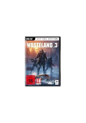 Spiel »Wasteland 3 - Day 1 Edition«, PC kaufen
