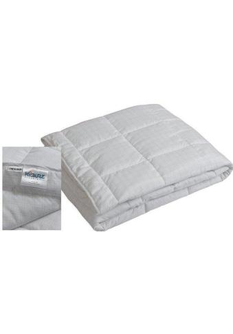 Kyburz Einziehdecke »Clean Silver«, Füllung 100% Thinsulate™ Polyester von 3M, Bezug... kaufen
