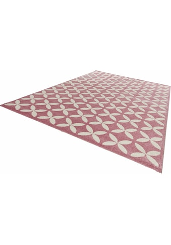 Teppich, »Cross«, MINT RUGS, rechteckig, Höhe 12 mm, maschinell gewebt kaufen