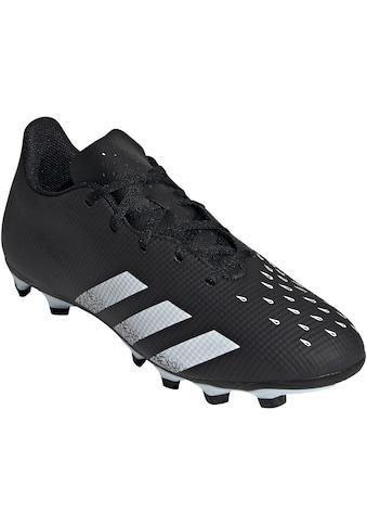 "adidas Performance Fussballschuh »PREDATOR FREAK 4 FG ""Black Pack""« kaufen"