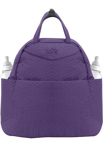 smarTrike® Wickeltasche »toTs Wickeltasche Infinity violett«, inklusive Wickelunterlage kaufen
