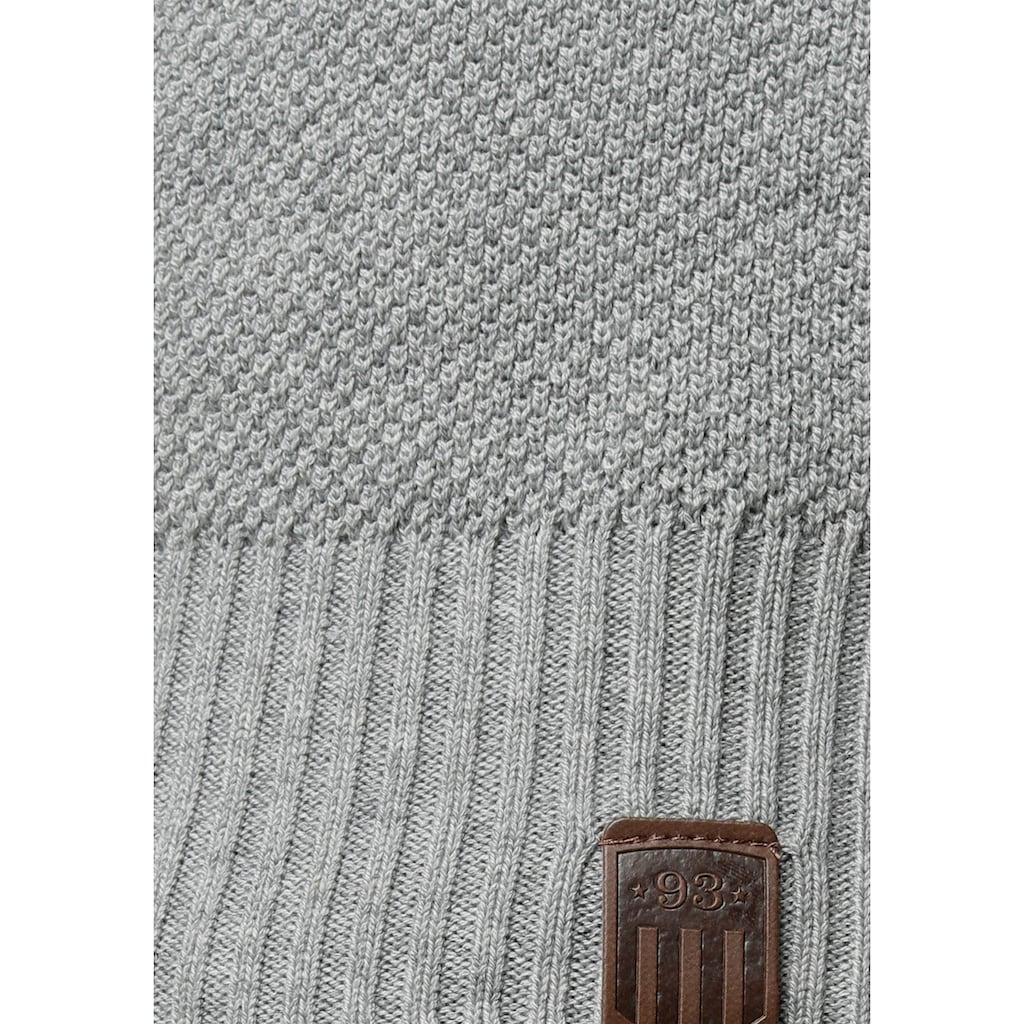 Rhode Island Strickjacke, im Streifen-Design