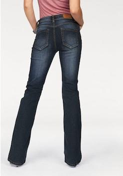 638b95d85b51a9 Arizona Bootcut - Jeans »Svenja - Bund mit seitlichem Gummizugeinsatz«  kaufen
