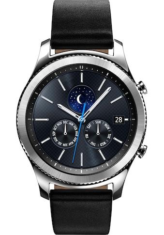 Gear S3 classic Smartwatch, Samsung kaufen