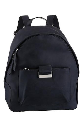 GERRY WEBER Bags Cityrucksack »be different backpack mvz«, in zeitlosen Desing mit... kaufen