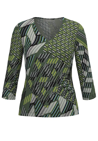 bianca Print-Shirt »EMILY«, im coolen Mix aus Streifenmustern kaufen