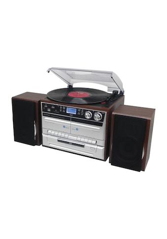 Stereoanlage, soundmaster, »MCD5550DBR Braun« kaufen