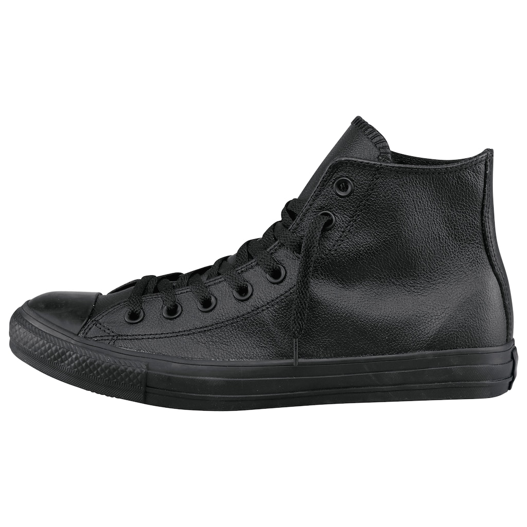 Converse Sneaker »Chuck Taylor All Star Hi Monocrome Leather«, Monocrom
