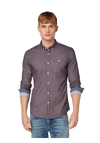 TOM TAILOR Denim Langarmhemd »TOM TAILOR Denim Langarmhemd« kaufen