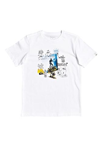 Quiksilver T - Shirt »Funky Sensation« kaufen