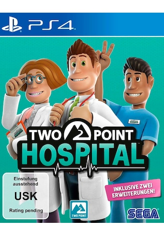 Sega Spiel »Two Point Hospital«, PlayStation 4 kaufen