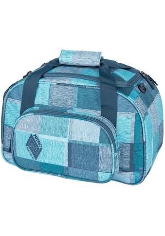 NITRO Sporttasche »Duffle Bag XS, Zebra Ice« kaufen