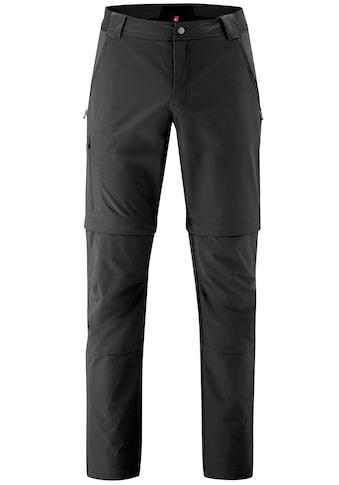 Maier Sports Funktionshose »Norit Zip 2.0 M«, Technische Outdoorhose mit Zipp-Off... kaufen