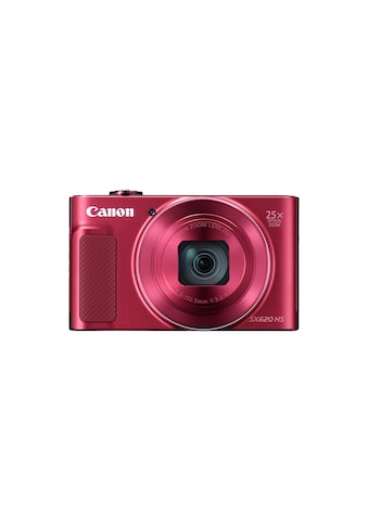Fotokamera, Canon, »PowerShot SX620 HS Rot« kaufen