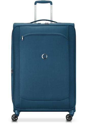 Delsey Weichgepäck-Trolley »Montmartre Air 2.0, 68 cm, blue«, 4 Rollen, mit... kaufen