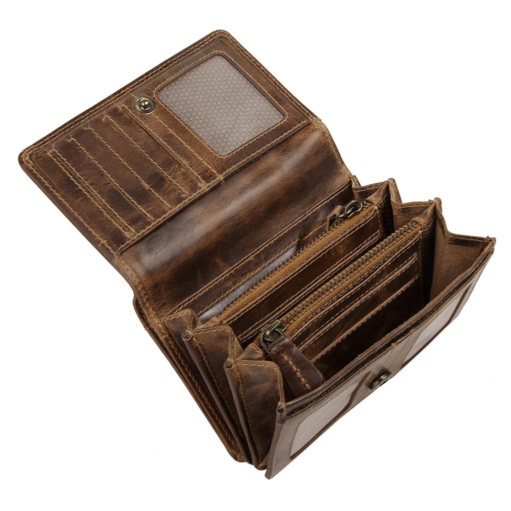 Bagan Geldbörse, Fotofach