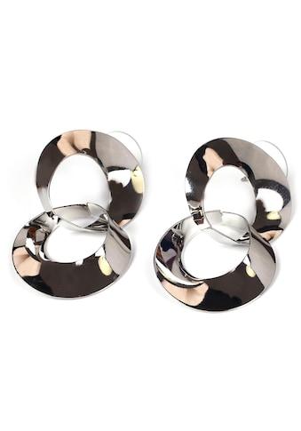 J.Jayz Paar Ohrstecker »Kreis in Kreis Optik« kaufen