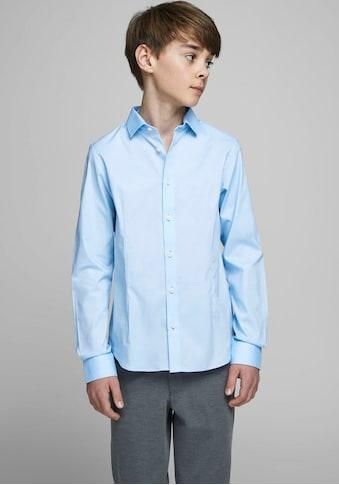 Jack & Jones Junior Langarmhemd kaufen
