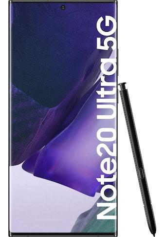 Samsung Smartphone »Samsung Smartphone Galaxy Note20 5G Ultra, 256 GB«, (17,45 cm/6,9... kaufen