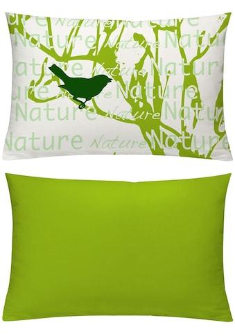 emotion textiles Kissenhüllen »Nature« kaufen