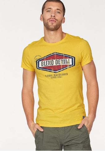 Blend T-Shirt, im Retro-Look kaufen