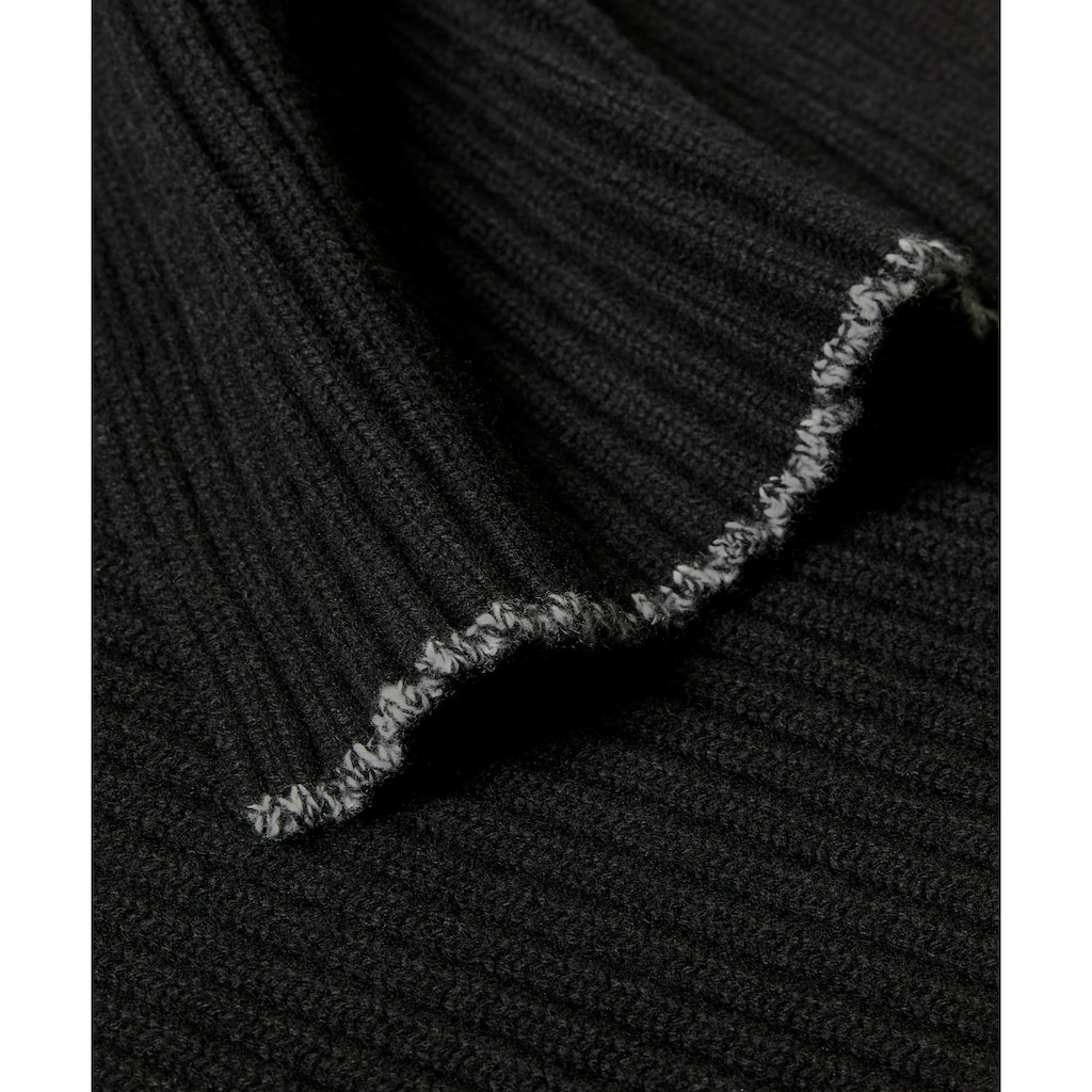 FALKE Modeschal »Schal«, aus Schurwolle und Kaschmir
