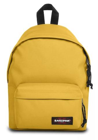 Eastpak Cityrucksack »ORBIT, Sunny Yellow«, enthält recyceltes Material (Global... kaufen
