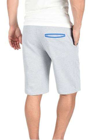 Blend Sweatshorts »Saresen«, kurze Hose mit Kontrastkordeln kaufen