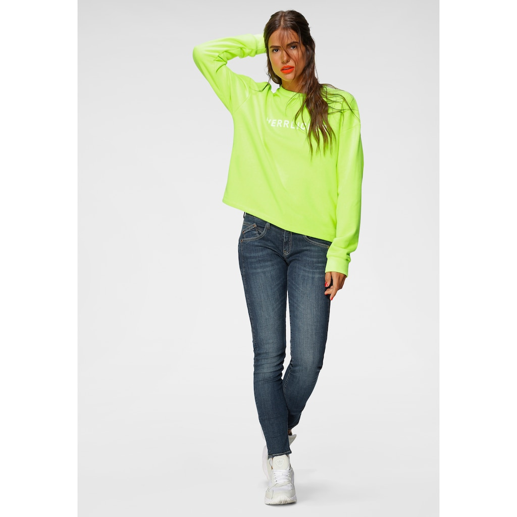 Herrlicher Slim-fit-Jeans »GINA SLIM«, Superstretch Low Waist
