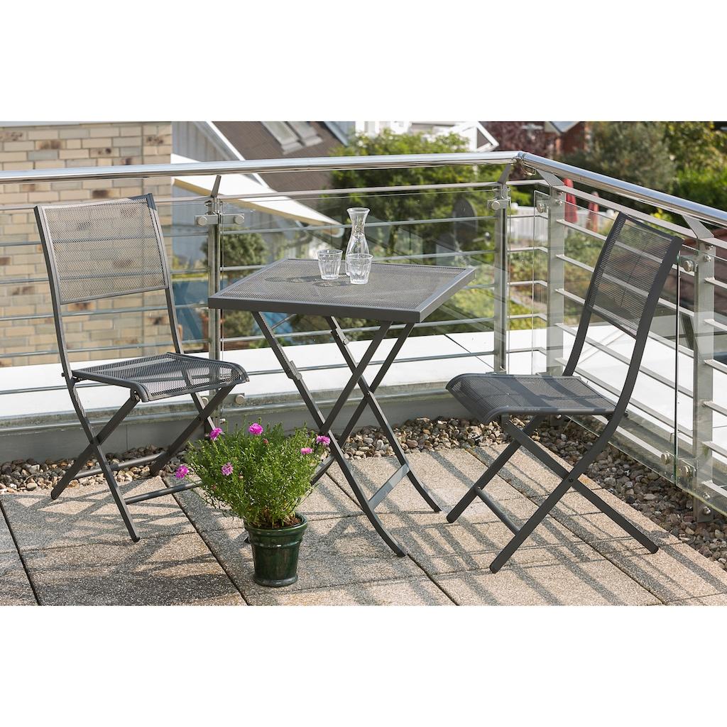 MERXX Gartentisch »Samos«, 60x60 cm