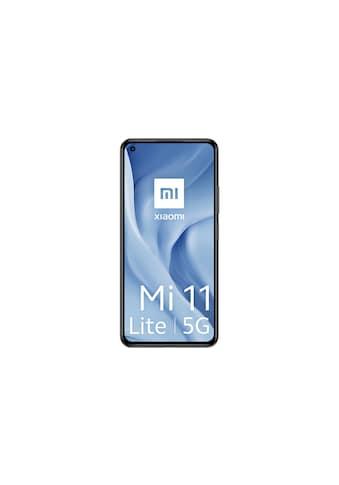 """Xiaomi Smartphone »11 Lite 5G 128 GB Black«, (16,63 cm/6,55 """", 128 GB Speicherplatz,... kaufen"""