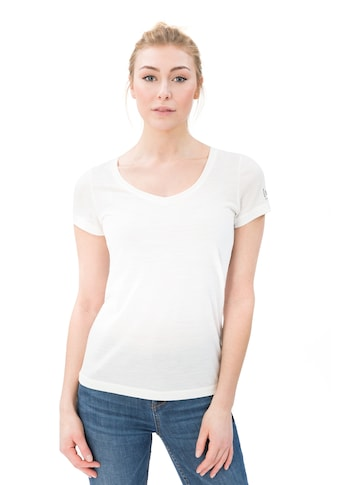 SUPER.NATURAL T - Shirt »W BASE V - NECK TEE 140« kaufen