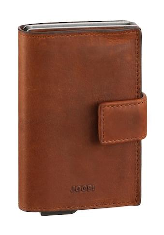 Joop! Kartenetui »loreto c-two e-cage sv8f«, aus hochwertigem Leder kaufen