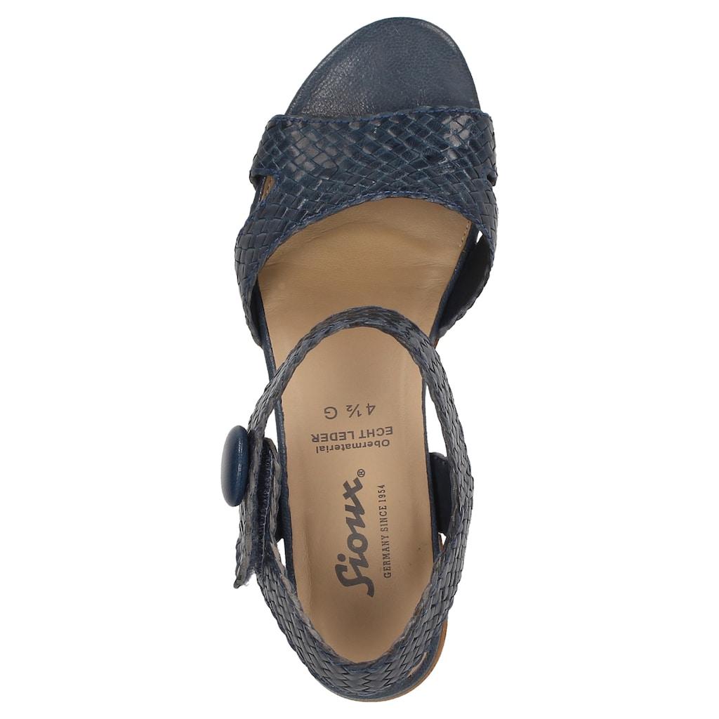 SIOUX Sandalette »Rosibel-700«