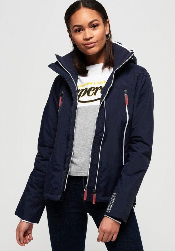 Superdry Windbreaker »POP ZIP VELOCITY WINCHEATER«