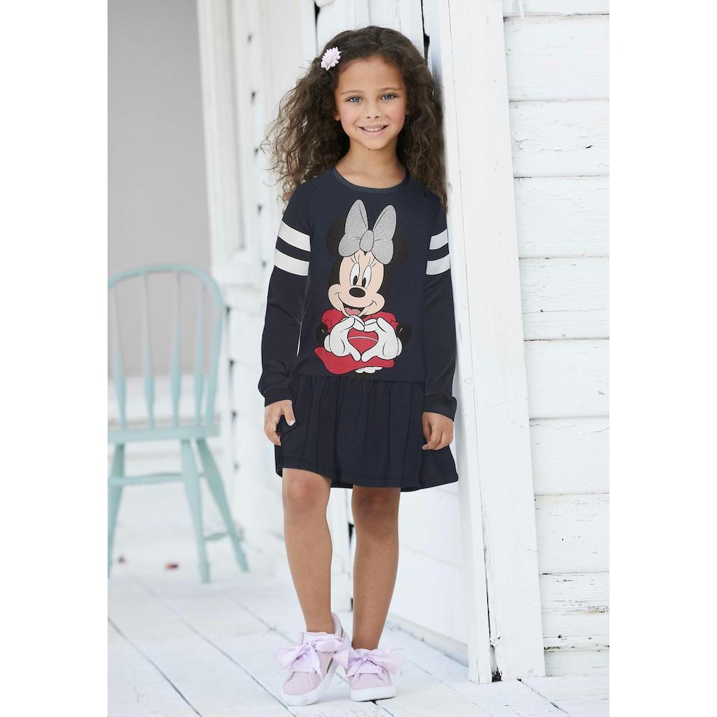 Disney Minnie Mouse Jerseykleid »Disney´s Minnie Mouse«