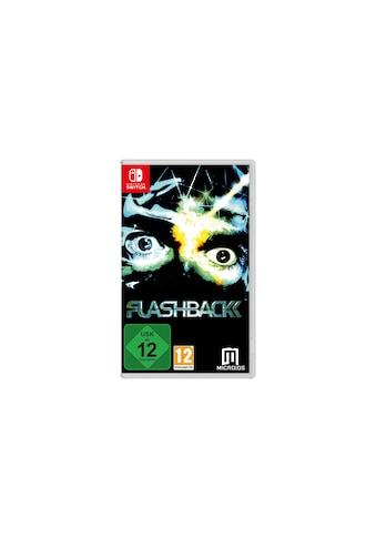 Spiel »Flashback«, Nintendo Switch, Standard Edition kaufen
