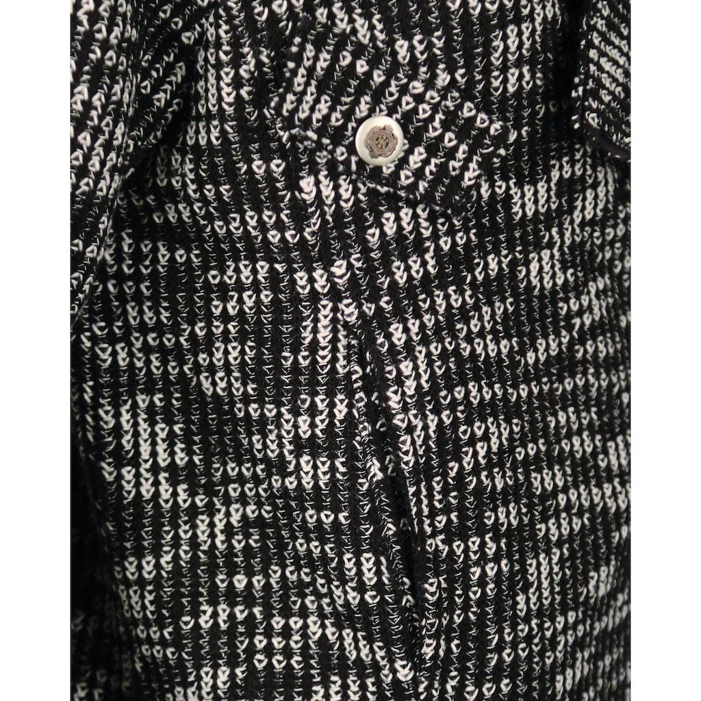 Maze Strickjacke mit asymmetrischem Reissverschluss MT17-221