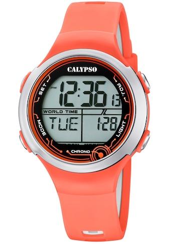 CALYPSO WATCHES Chronograph »Digital Crush, K5799/2« kaufen