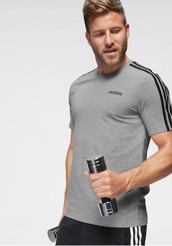 adidas Performance T-Shirt »ESSENTIALS 3-STREIFEN« kaufen