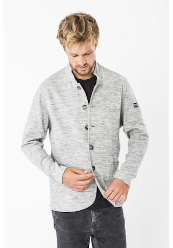 SUPER.NATURAL Sweatjacke »M WENGER RAISED«, feinster Merino-Materialmix kaufen