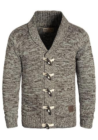 Solid Cardigan »Prewitt«, Strickjacke mit Schalkragen kaufen