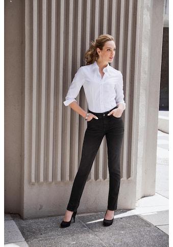 Seidensticker schwarze Rose Klassische Bluse kaufen
