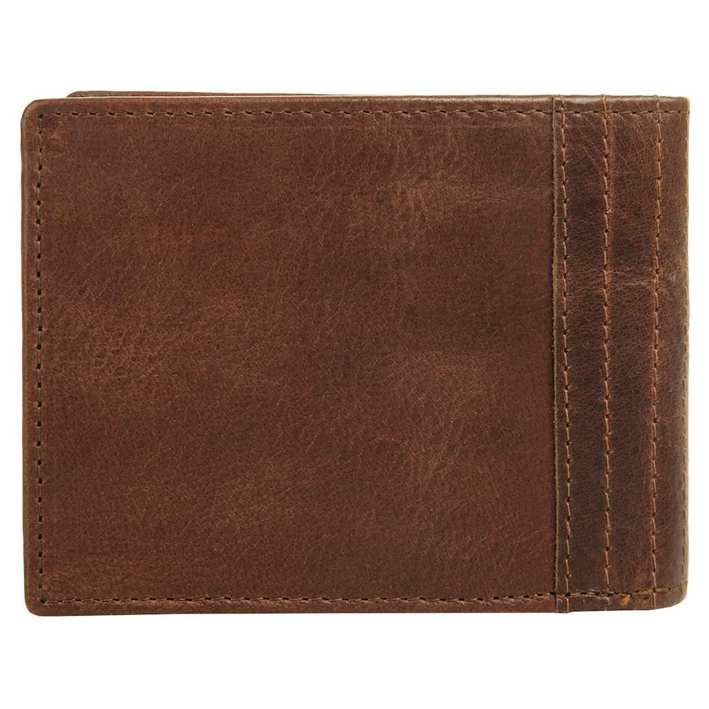 Sansibar Brieftasche, Fotofach