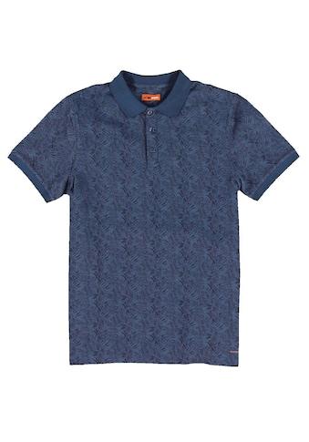 emilio adani Poloshirt, mit Print kaufen