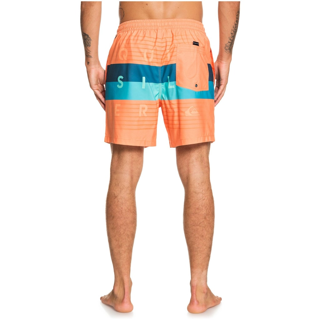 "Quiksilver Boardshorts »Word Block 17""«"