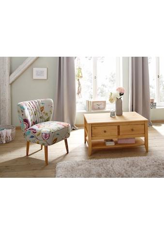 Home affaire Sessel »Indus«, in drei verschiedenen Varianten, mit toller Sitzpolsterung, Sitzhöhe 47 cm kaufen