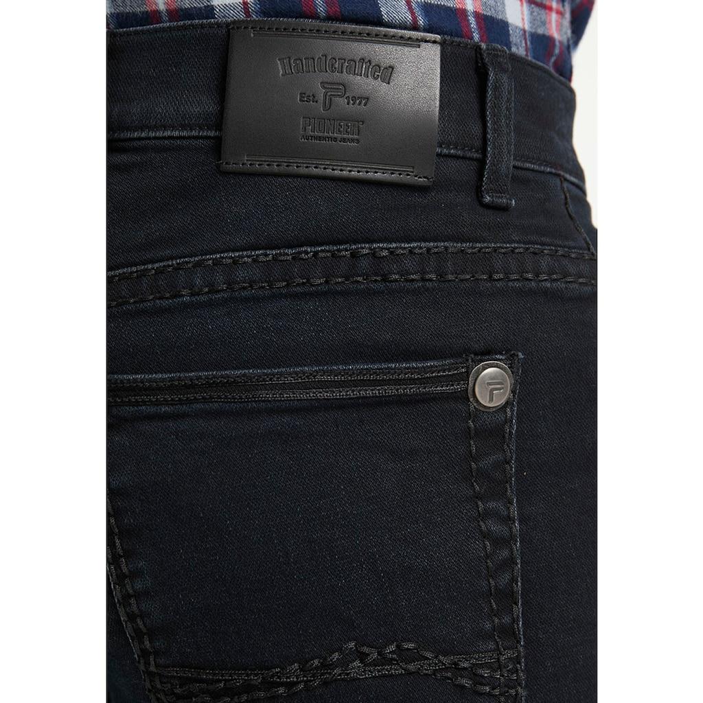 Pioneer Authentic Jeans Straight-Jeans »Rando«, Dicke Nähte