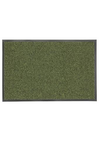 HANSE Home Fussmatte »Green&Clean«, rechteckig, 8 mm Höhe, Fussabstreifer,... kaufen