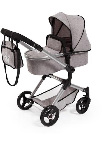 "Bayer Kombi - Puppenwagen ""Vario, Grau"" kaufen"
